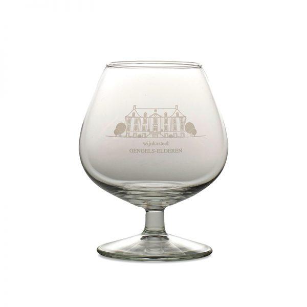Levenswater glas Wijnkasteel Genoels-Elderen
