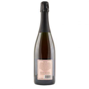 Fles Rosé Parel Brut Wijnkasteel Genoels-Elderen