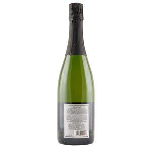 Fles Zilvere Parel Brut Wijnkasteel Genoels-Elderen
